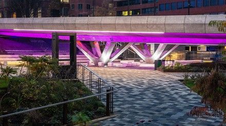 Enhancing the University of Sheffield's public concourse