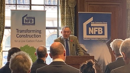 NFB Report on low carbon set to reshape construction industry