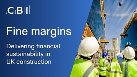 Contributing to the 'Fine Margins' report