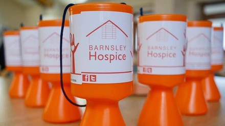 Supporting Barnsley Hospice during the pandemic
