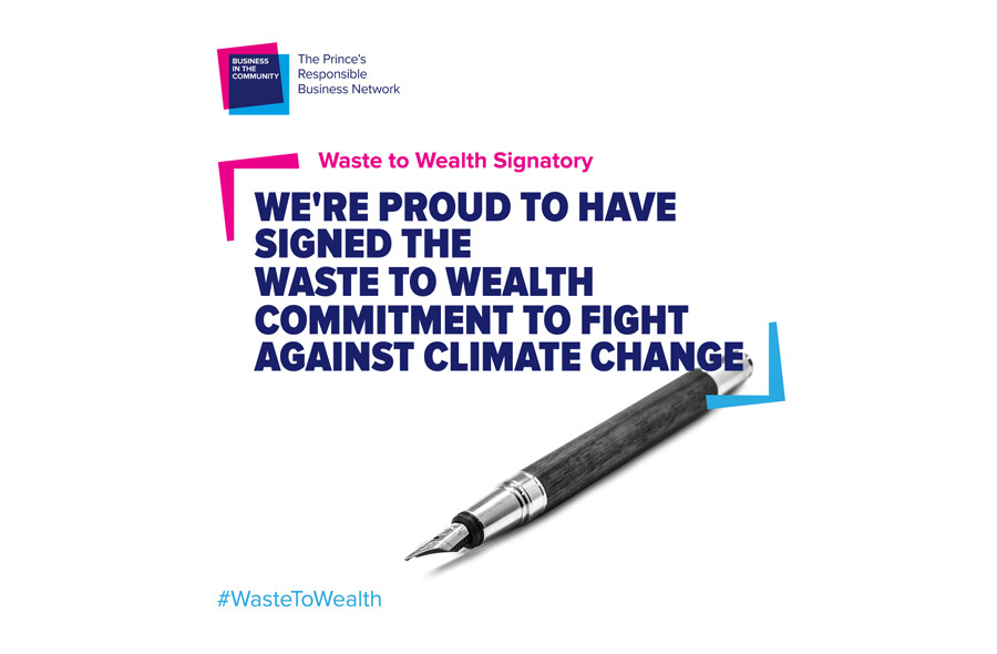 Waste to Wealth signature