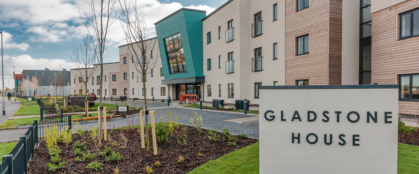 Gladstone House Extra Care