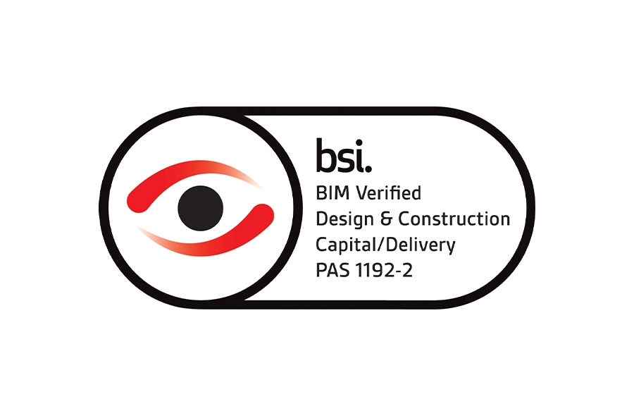 bsi BIM verification logo