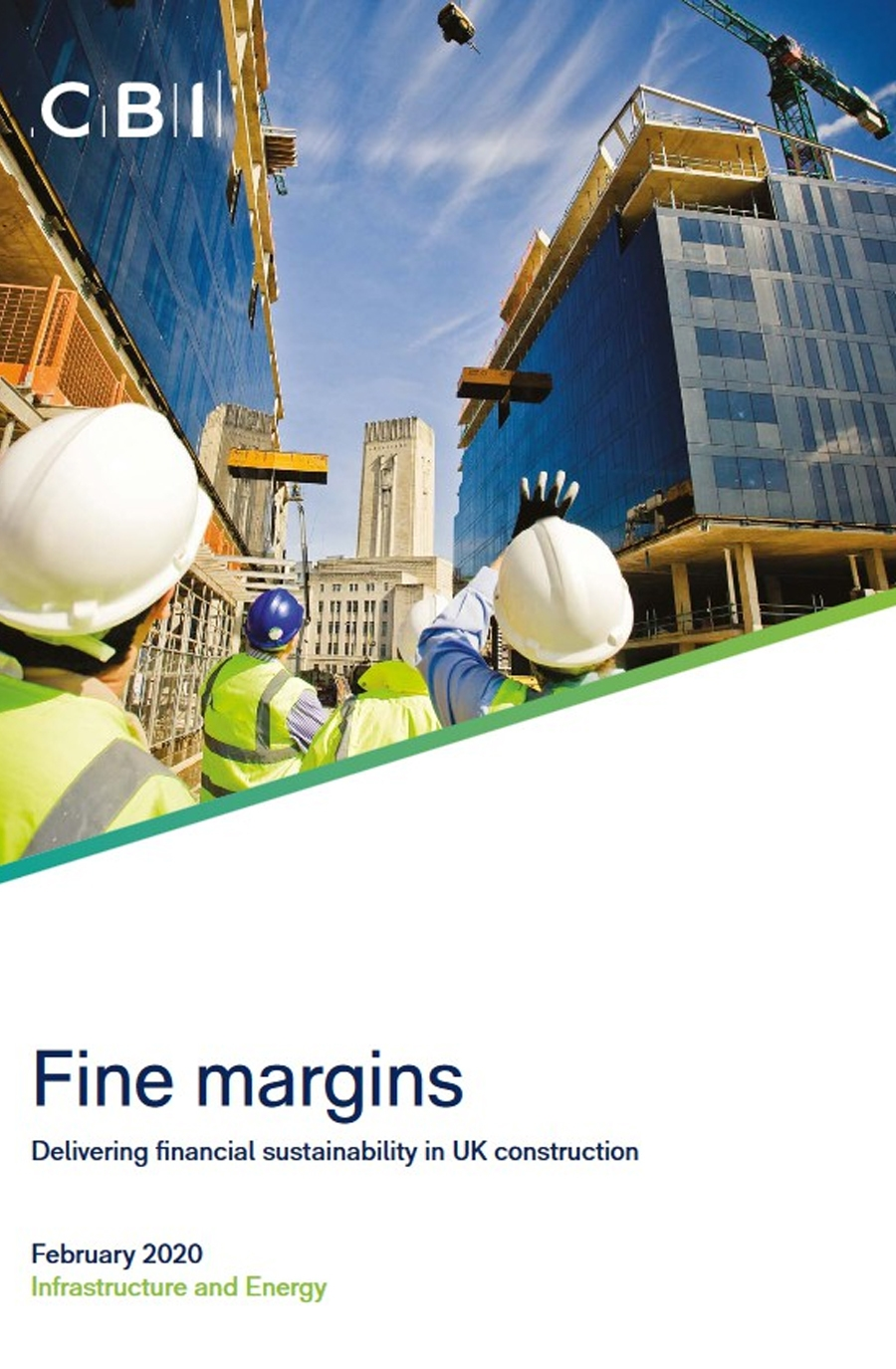 Cover of the Fine Margins Report
